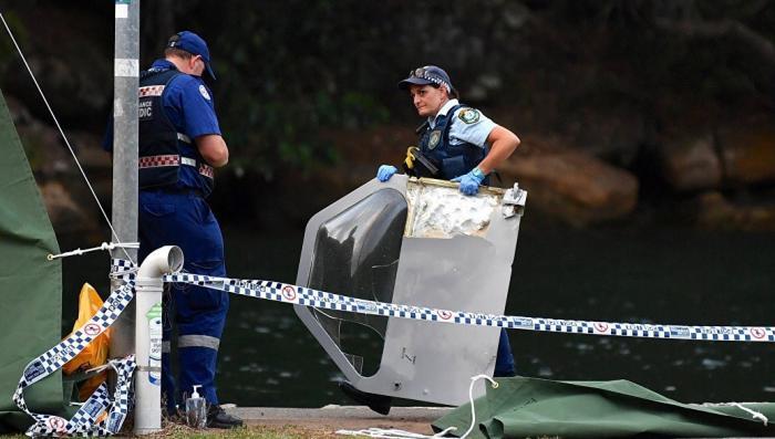 Австралия. В авиакатастрофе погиб британский миллионер с семьей