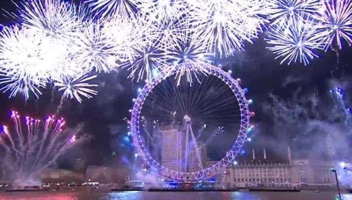 Новогодние торжества: как мир встретил 2018 год?
