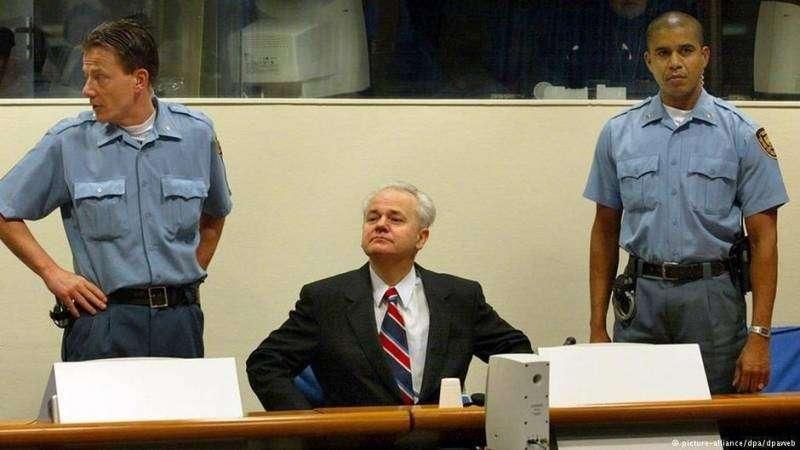 Прощай, позорное Гаагское судилище, начавшееся фарсом и закончившееся трагедией