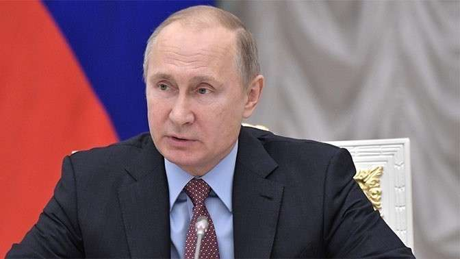 Владимир Путин подписал указ о предельном количестве сотрудников МВД