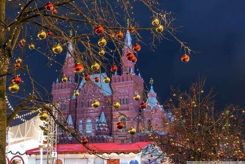 Исторический музей. красиво, красота, москва, новый год, праздник, рождество, столица, фотография