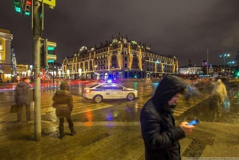 Метрополь. красиво, красота, москва, новый год, праздник, рождество, столица, фотография