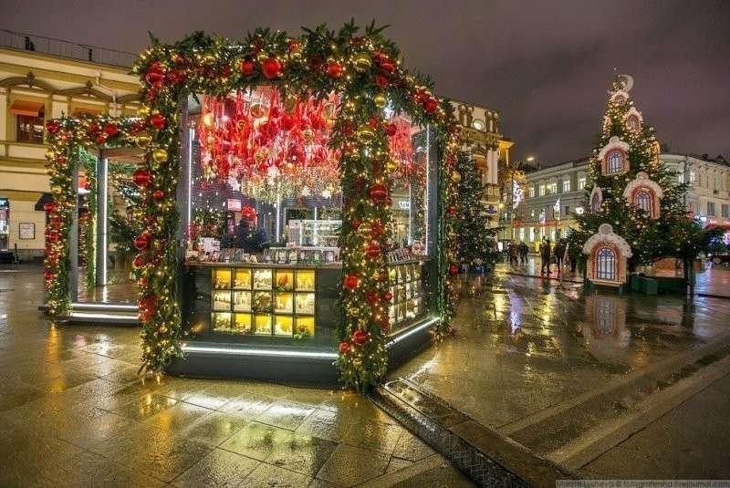 Сувенирка. красиво, красота, москва, новый год, праздник, рождество, столица, фотография