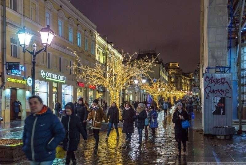Кузнецкий мост. красиво, красота, москва, новый год, праздник, рождество, столица, фотография