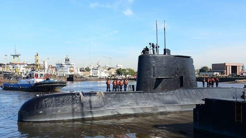Подлодка Аргентины: Россия не прекращает поиски утопленного Сан-Хуана