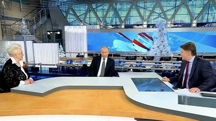 О чём говорил Владимир Путин в эфире юбилейной программы «Время»?