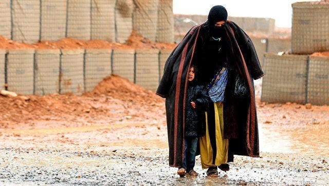 В Сирии пьяные американцы в преддверии Нового года расстреляли беженцев
