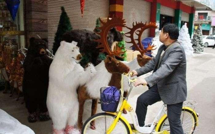 Какие опасности таят в себе китайские новогодние игрушки?
