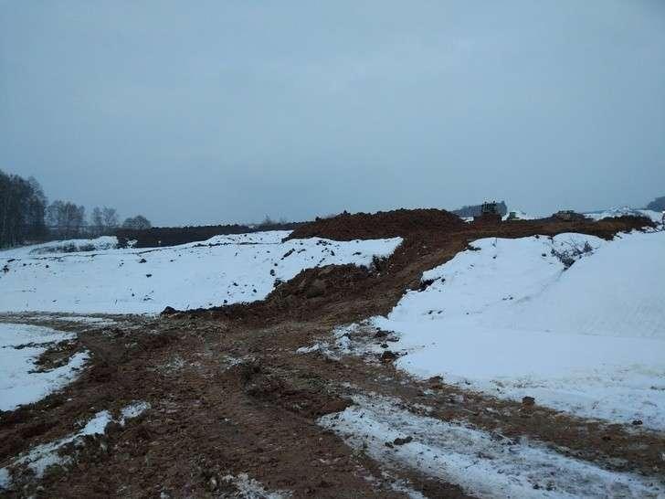 В 2017 года открыто движение на первом участке пятого пускового комплекса ЦКАД