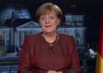 Новогоднее обращение Ангелы Меркель немцы назвали бредом