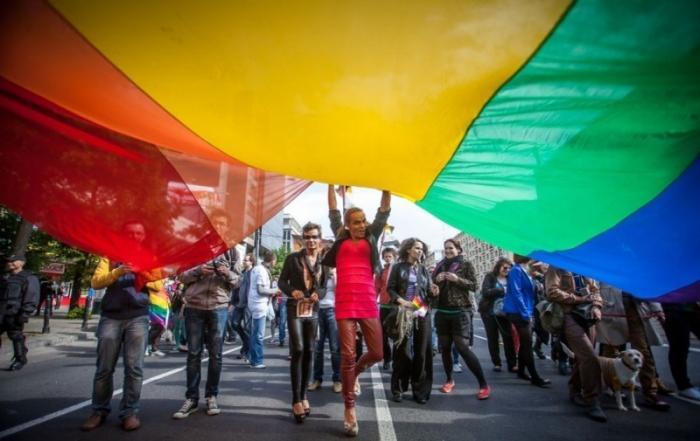 Литва. Грандиозный 100-дневный парад извращенцев стартует в 2018 году