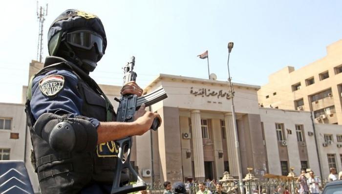 В Египте казнили четырёх террористов и уголовника