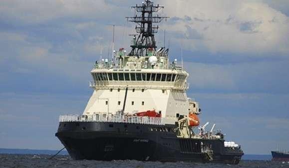 Северный флот пополнился новейшим ледоколом «Илья Муромец»