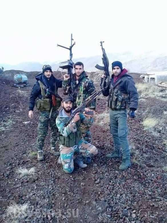 Сирия: котёл Бейт Джинн ликвидирован. Наёмники США «купили билет» в Идлиб | Русская весна