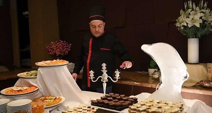 Шеф-повар Армен раскрывает секреты праздничного стола