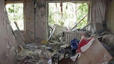 Каратели повредили в ДНР более 26 тысяч жилых домов за время войны
