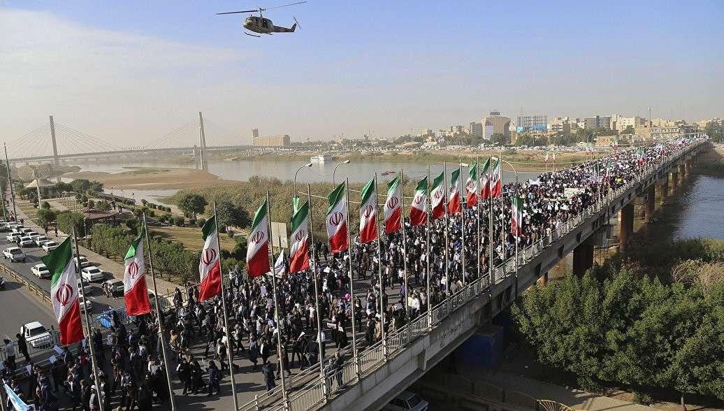 Смута в Иране провалилась – заявил командующий КСИР