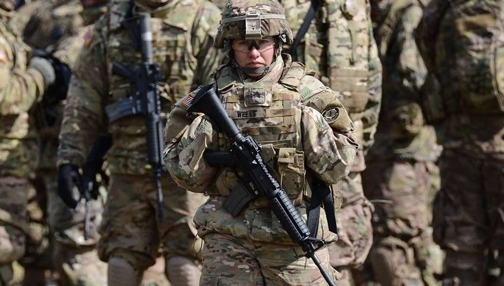 В Германии премьер федеральной земли отказался приветствовать американские войска