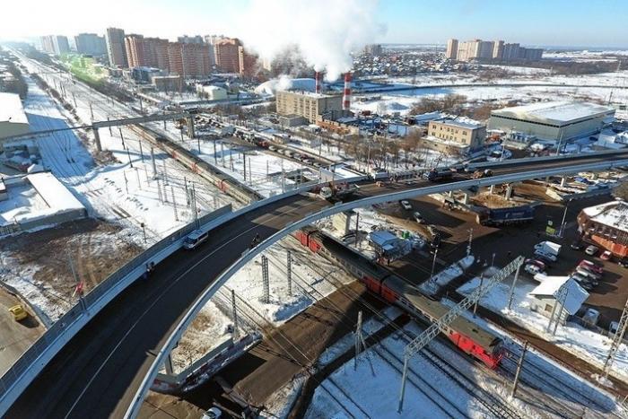 Обзор строительства крупных объектов дорожной инфраструктуры в2017-м