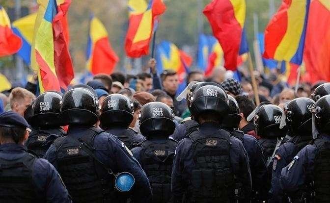 Паразиты отрабатывает в Молдавии украинский сценарий
