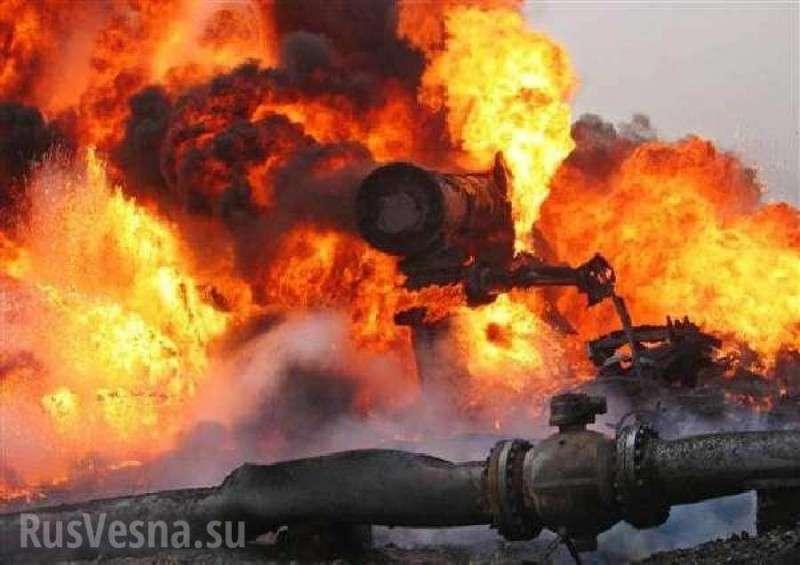 Украинский замминистра рассказал о планах Киева подорвать газопровод идущий в Европу