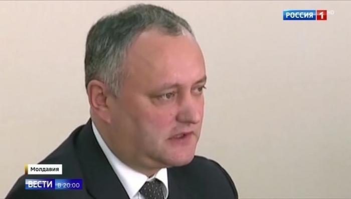 Игорь Додон не сдается в борьбе против продажных прозападных политиков