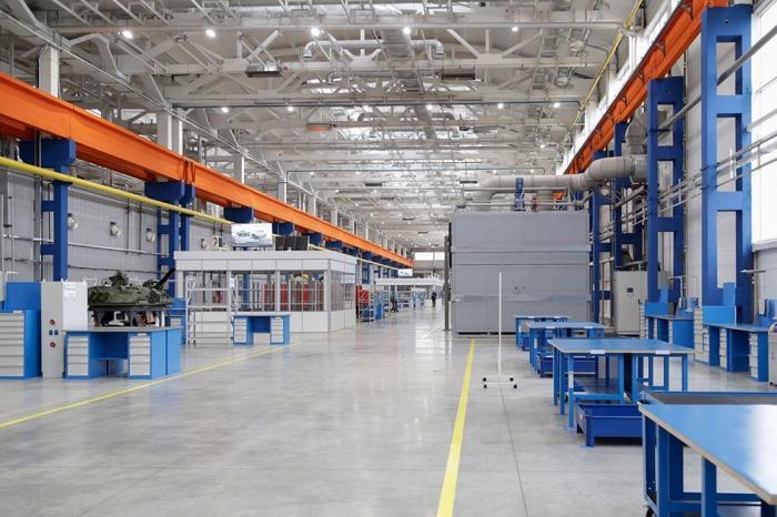 ВРоссии в сентябре открылось 31 новое производство
