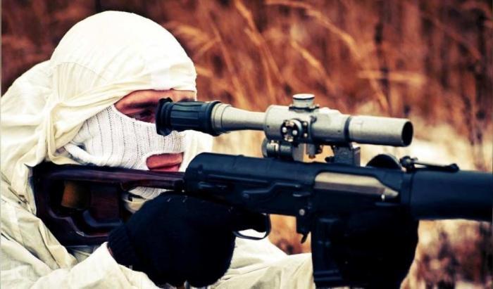 Список карателей ВСУ ликвидированных снайперами: новый список убитых на Донбассе
