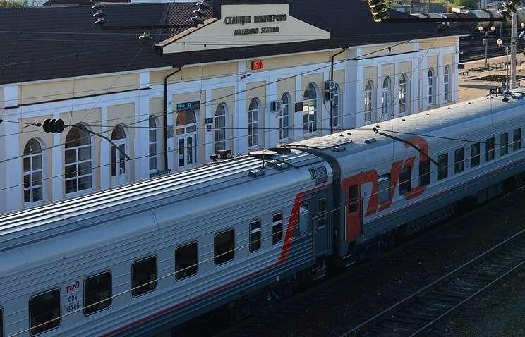 Узловая железнодорожная станция Северо-Кавказской железной дороги в городе Миллерово