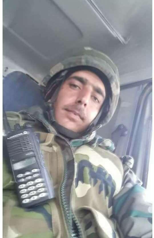Сирия. Хараста: правительственные войска деблокируют военную базу