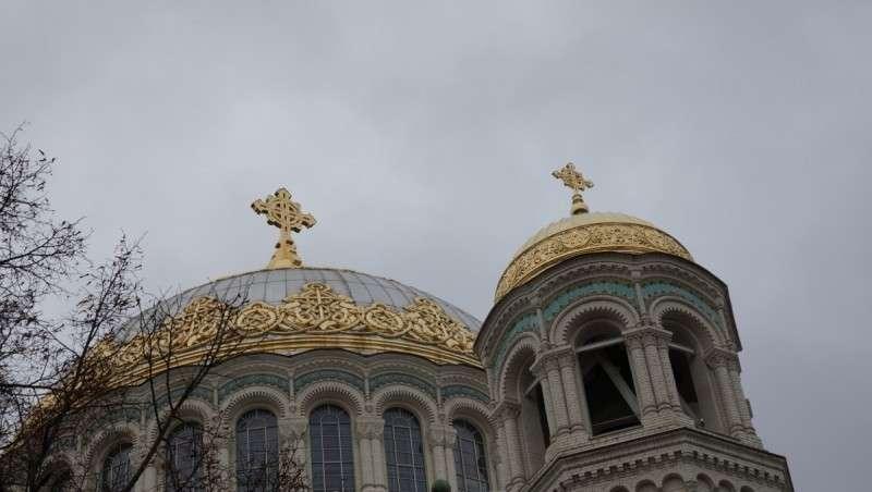 Кронштадтский морской собор – наследие ведического прошлого Петербурга