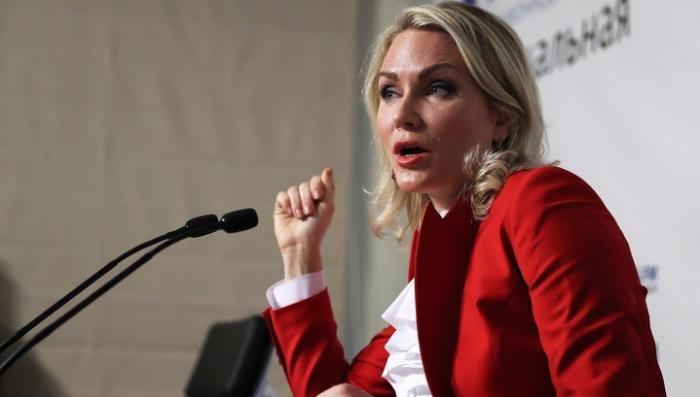 Кандидат в президенты Екатерина Гордон поняла, что «Гордон» не пройдёт и сменила фамилию