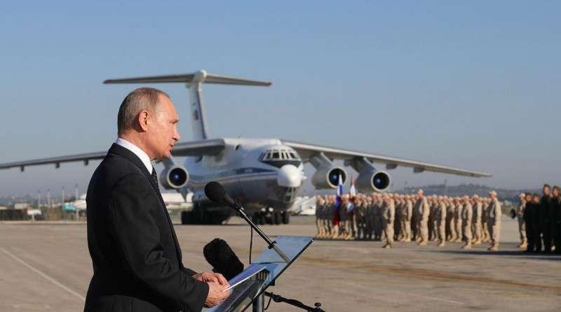 Глобальная элита будет мстить Владимиру Путину за Сирию