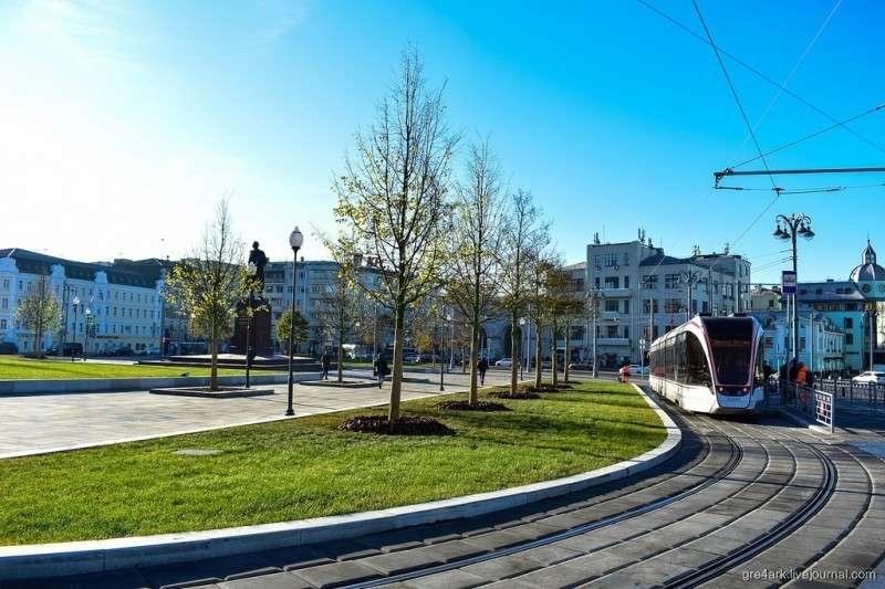 Десять достижений Москвы по благоустройству в 2017 году