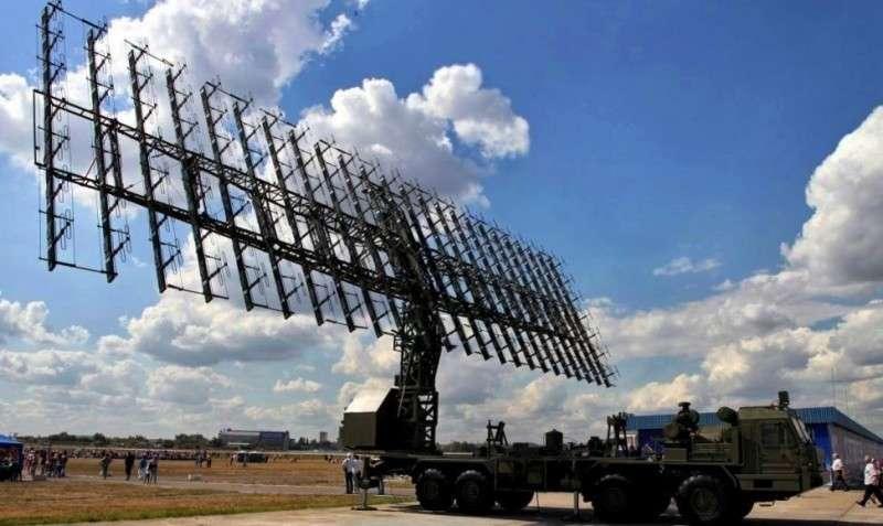 На вооружение ВКС России в 2017 году поступило более 70 новейших радиолокационных станций
