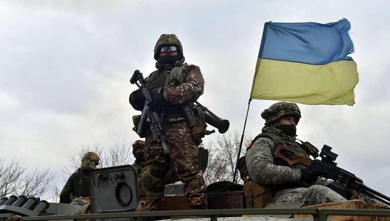 «Грузинский легион» бандитов сбежал из бригады жидо-карателей ВСУ