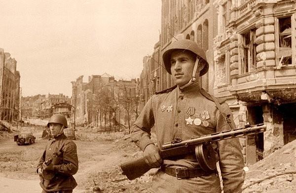 Фашист: Только здесь, на фронте, я встречал таких людей. Русские – это особая раса