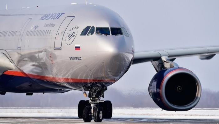 Вашингтон отказался обслуживать самолёты «Аэрофлота» в связи с непогодой