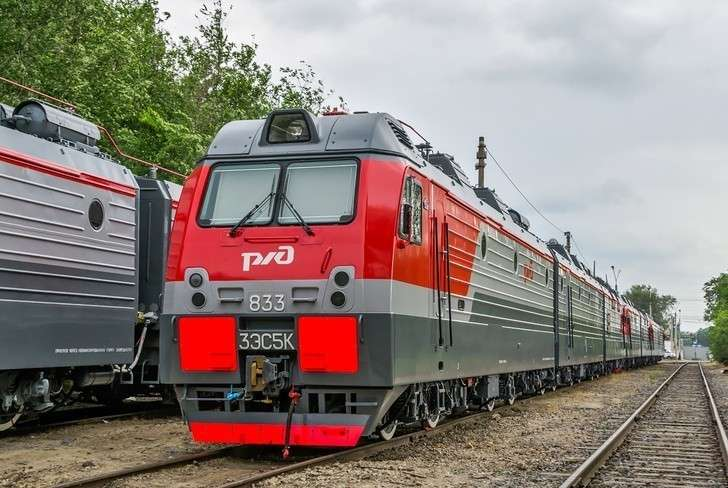 В2017 году наЗабайкальскую железную дорогу поступило 58 новых локомотивов