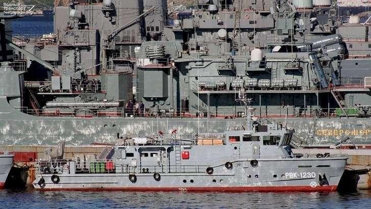 Итоги 2017 года: новые вспомогательные суда, пополнившие состав ВМФ России