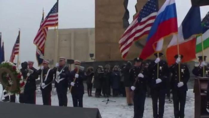 В США почтили память жертв крушения Ту-154, произошедшее 25 декабря 2016 года