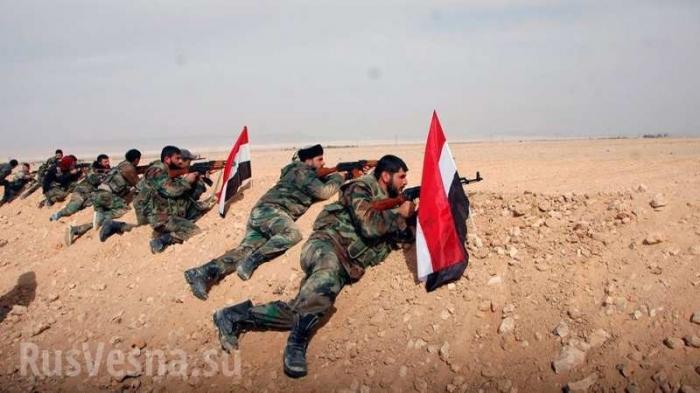 Сирия, Идлиб: ВКС России и «Тигры» освободили от «Аль-Каиды» 10 городов и посёлков