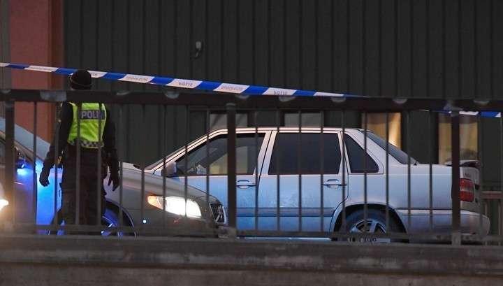 В Стокгольме у станции метро взорвалась бомба, погиб один человек
