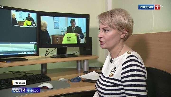 Почему «хозяйка» Литвы боится российских журналистов?