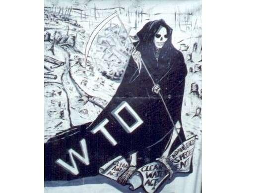 Международная банда ВТО требует с России 1,4 млрд евро за отказ от отравленной евросвинины