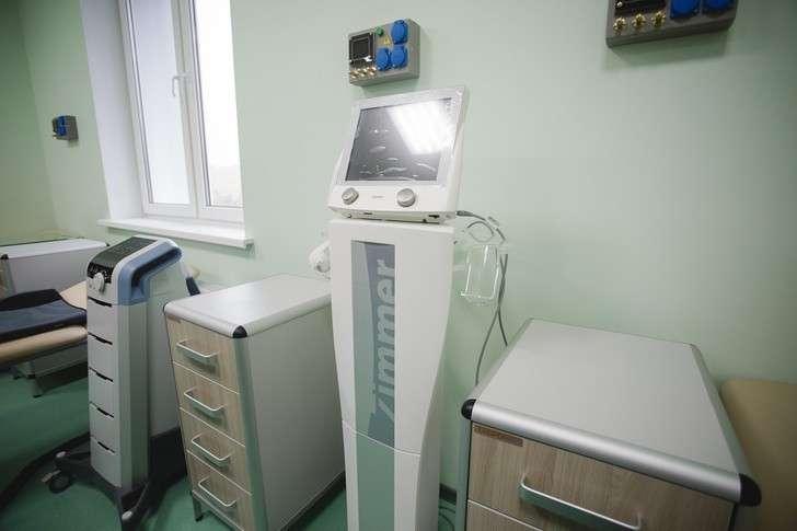 ВБелгороде открыт нейро-ортопедический центр
