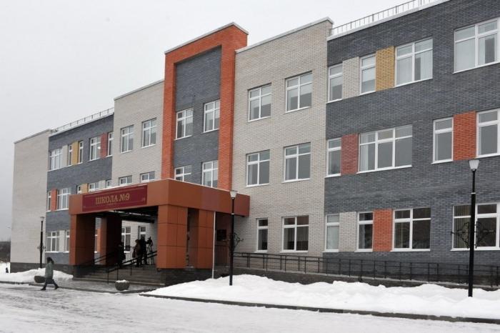 Новые корпуса школ продолжают открываться по России
