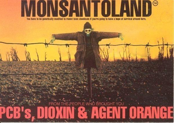 Использование ГМО приведёт к исчезновению всей жизни на планете