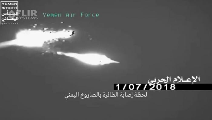 Истребителю F-15 в Йемене не помогли ни тепловые ловушки, ни форсаж