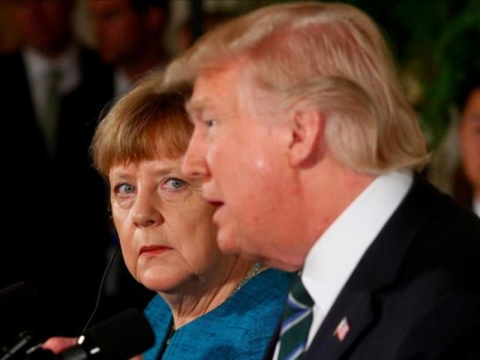 Горький Юмор: как Ангела Меркель с подарком ошиблась